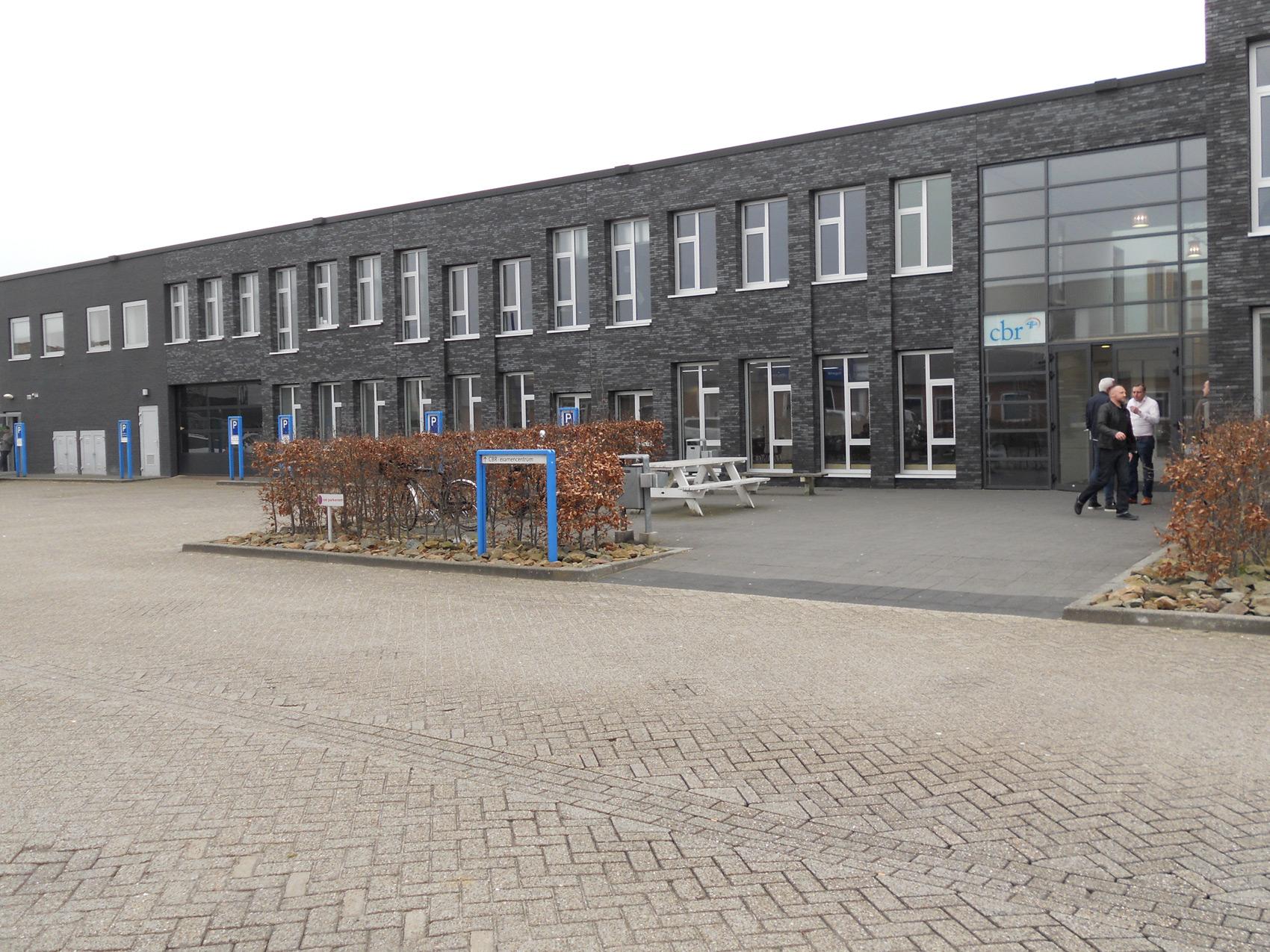 CBR Branderweg Zwolle