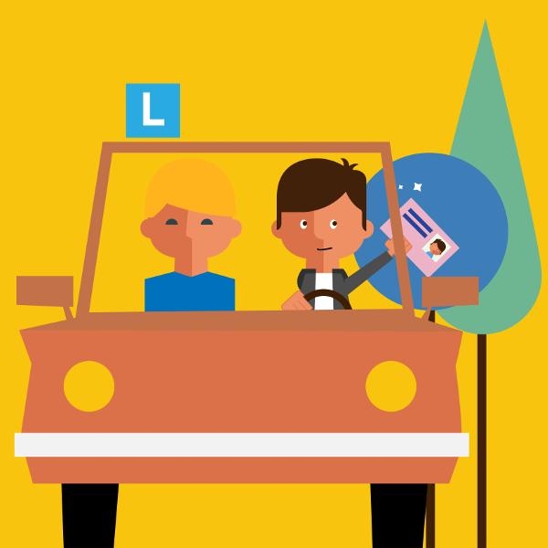 2toDrive Praktijkexamen doen en rijbewijs halen vanaf 17 jaar