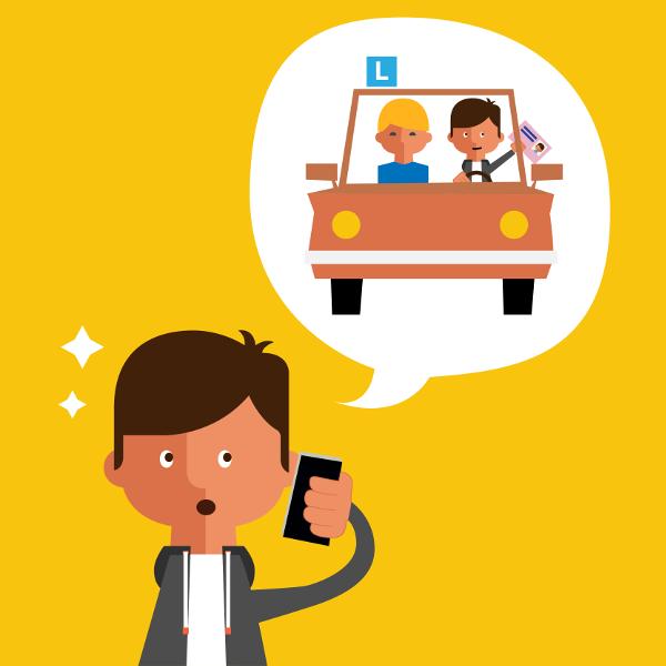 2toDrive: Praktijk rijles beginnen met 16,5 jaar